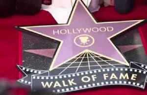 'Frozen 2' co-stars join Hollywood Walk of Fame [Video]