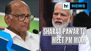Amid Maharashtra deadlock, Sharad Pawar to meet PM Modi [Video]