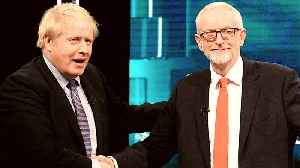 Johnson and Corbyn duel in first televised debate of UK election