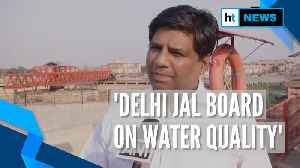 Delhi drinking water row: Jal Board VP questions criteria of BIS tests [Video]