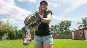 Snake Queen Shares Her Home With 70 Reptiles | BEAST BUDDIES [Video]