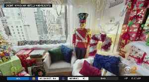 'Elf' Themed Hotel Suite Opens In NYC [Video]