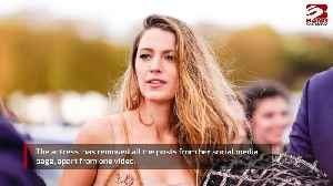 Blake Lively clears Instagram account [Video]