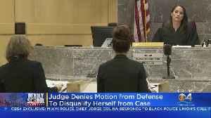 Judge In Parkland Shooting Case Won't Recuse Herself [Video]