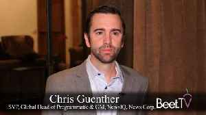 Direct Relationships Keep Cookies Alive: News Corp's Guenther [Video]