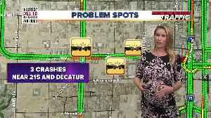 7 A.M. morning traffic report | Nov. 20 [Video]