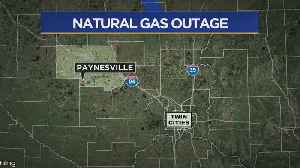 Gas Main In Paynesville Repaired After Entire City Affected By Outage [Video]