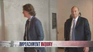 Impeachment Inquiry Continues For Day 4 [Video]