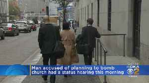 Hearing Held For Man Accused Of Plotting Bomb Attack On Pittsburgh Church [Video]