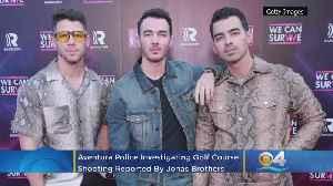 Aventura Police Investigating Golf Course Shooting Involving Jonas Brothers [Video]