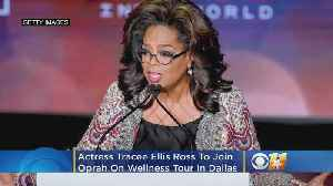 Actress Tracee Ellis Ross To Join Oprah Winfrey On Wellness Tour In Dallas [Video]