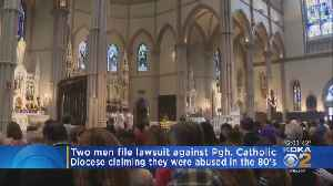 Former Altar Boys File New Lawsuit [Video]