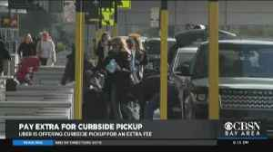 SFO Launching Curbside Uber Pickup [Video]