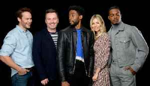 Chadwick Boseman, The Cast & Director Of '21 Bridges' Talk About The Action Movie [Video]