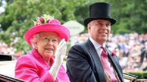 The Queen Is Allowing Prince Andrew Step Back From Public Duties [Video]