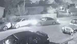 VIDEO: Cars smashed during hit and run in Lake Worth Beach [Video]