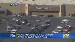 10 Mexican Citizens Sue Walmart Due To Deadly El Paso Mass Shooting [Video]
