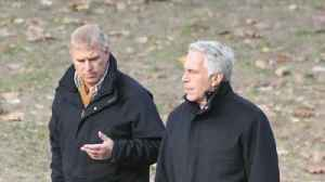 Prince Andrew steps back from public duties [Video]