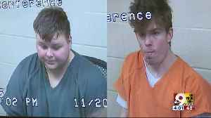Men accused of recording teenager's rape, posting it online appear in court [Video]