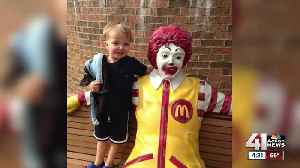 Overland Park family organizes 'adopt-a-family' drive for Ronald McDonald House [Video]