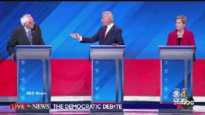 Keller @ Large: Front Runners Seek To Make Their Mark In Democratic Debate [Video]