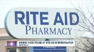 UFCW says Rite Aid is selling out-dated foods [Video]