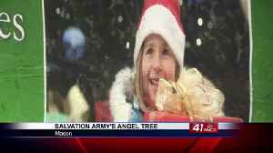 Salvation Army's Angel Tree up, looking for people to adopt wish lists [Video]