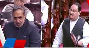 Anand Sharma, JP Nadda debate on SPG cover in Rajya Sabha | Oneindia News [Video]