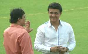 India vs Bangladesh Day Night Test : Sourav Ganguly inspects pitch at Eden Gardens | OneIndia News [Video]