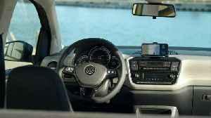 The new Volkswagen e-up! Interior Design Drive Event in Valencia [Video]