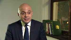 Sajid Javid sets out Tories' National Insurance policy [Video]