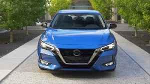 2020 Nissan Sentra Exterior Design [Video]