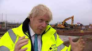 Boris Johnson announces plans for 1m new homes [Video]