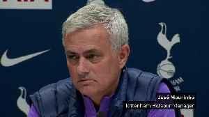 José Mourinho: 'I don't need players' [Video]