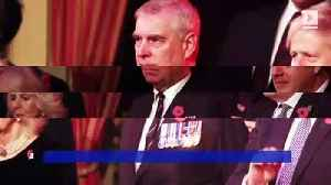Prince Andrew to Step Down From Public Duties for the 'Foreseeable Future' [Video]