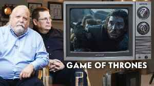 News video: Prop Maker and Historian Review Famous Battle Scenes, From 'Games of Thrones' to '300'