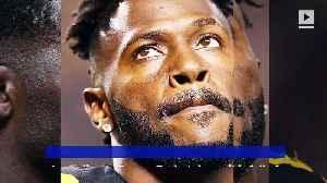 Antonio Brown Countersues Rape Accuser for Defamation [Video]