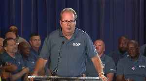 UAW President Gary Jones resigns as union starts process to force him out [Video]