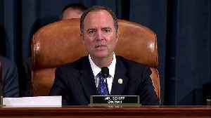 """Getting caught is no defense"" -Schiff [Video]"