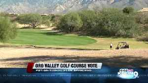 """Oro Valley sticks with """"pay as you go"""" plan to fund golf courses [Video]"""