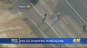 Richland Police Investigate Officer-Involved Shooting [Video]