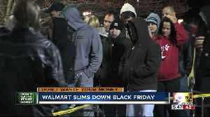 DWYM: WalMart slims down Black Friday [Video]