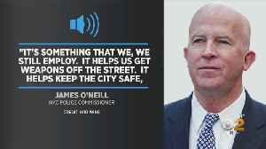 Commissioner O'Neill Defends Stop-And-Frisk [Video]