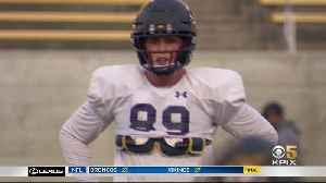 Cal's Evan Weaver Leads Nation in Tackles and 'Writing Checks With His Mouth' [Video]