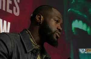 WBC heavyweight champ Wilder set for rematch against Luis Ortiz [Video]