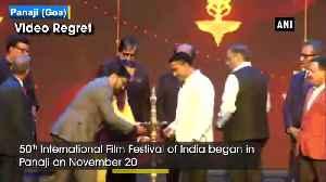 IFFI important platform for our movie market Prakash Javedkar [Video]