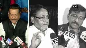 Politicos react on Maharashtra political crisis says stable govt soon [Video]