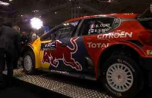 Citroen leaves world rally championship as Ogier exits [Video]
