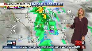 Our latest winter storm brought much cooler temperatures [Video]