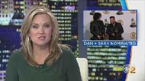 Dan + Shay Earn Multiple GRAMMY Award Nominations [Video]